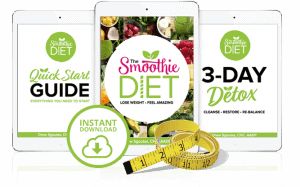 The Smoothie Diet: 21 Day Rapid Weight Loss Program